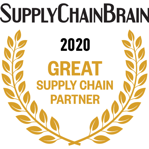 Celebrating our SupplyChainBrain power