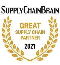 2021 SCB Great Supply Chain Partner