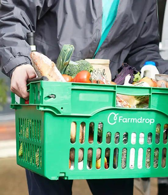 Farmdrop give SnapFulfil the green light