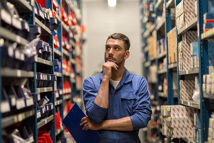 Choosing the right warehouse management system