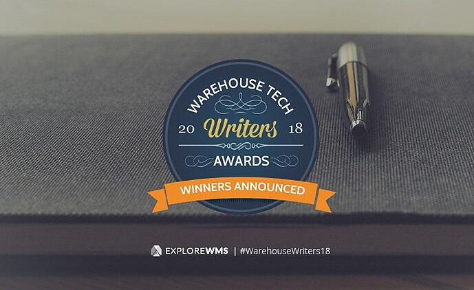 SnapFulfil recognised by Explore WMS Warehouse Tech Writers' Awards