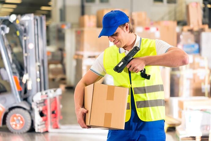 Using technology to drive reverse logistics