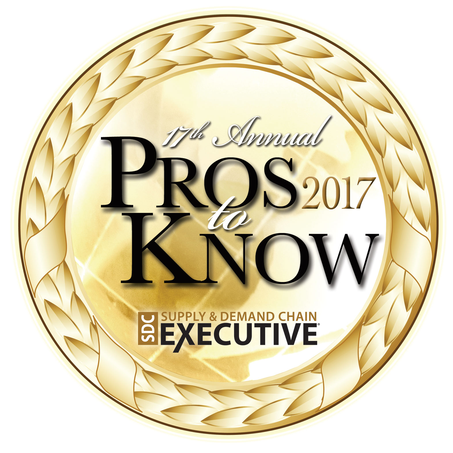 Supply & Demand Chain Executive Names Synergy's CEO as a 2017 Pro to Know