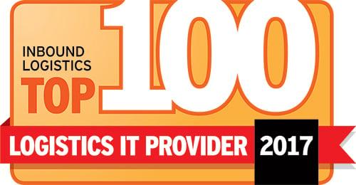 SnapFulfil recognized as Inbound Logistics Top 100 Logistics IT Provider 2017