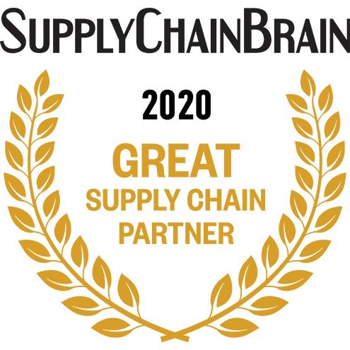 Celebrating our SupplyChainBrain power