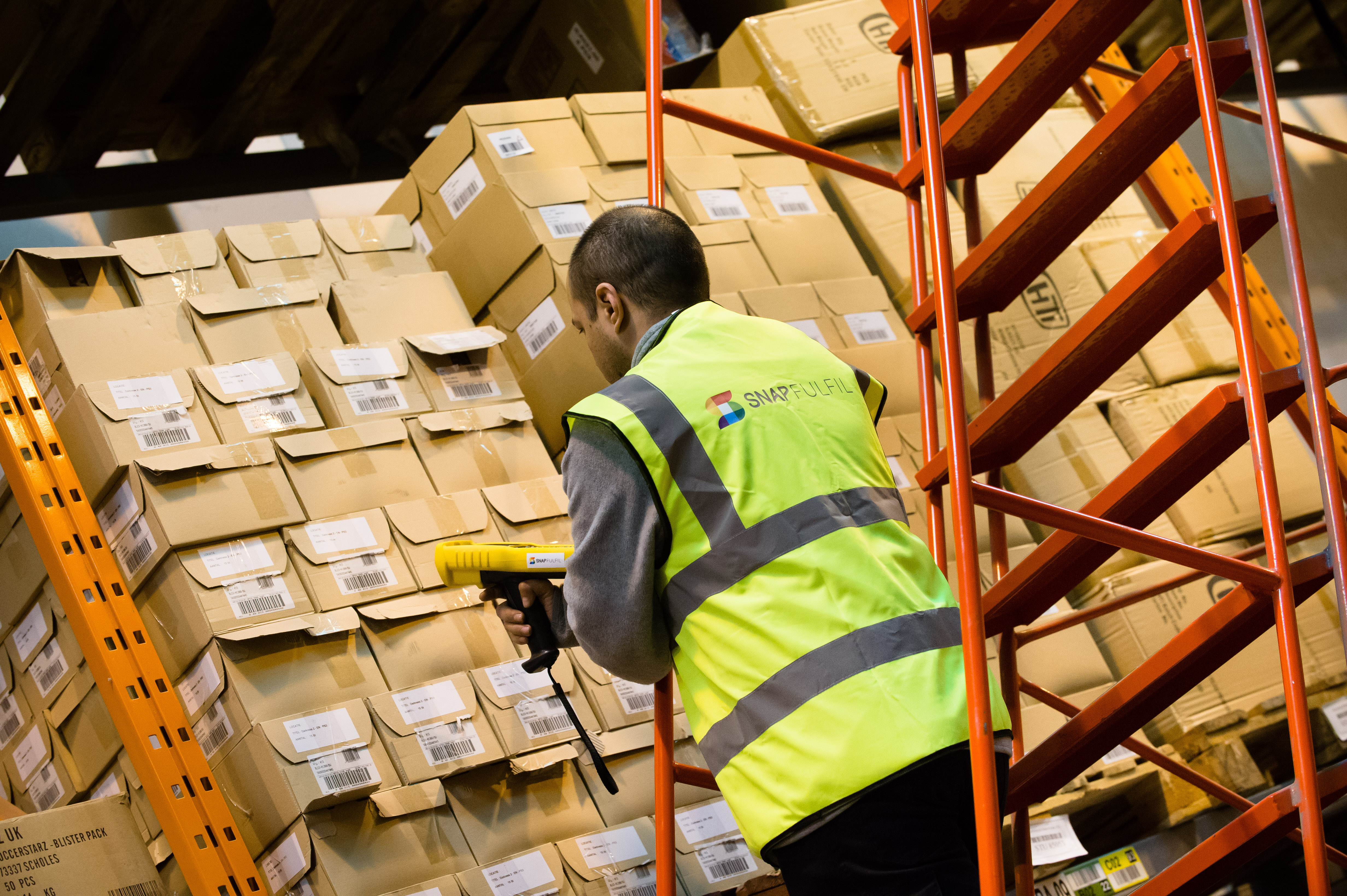 SnapFulfil publishes top five tips for winning at warehousing
