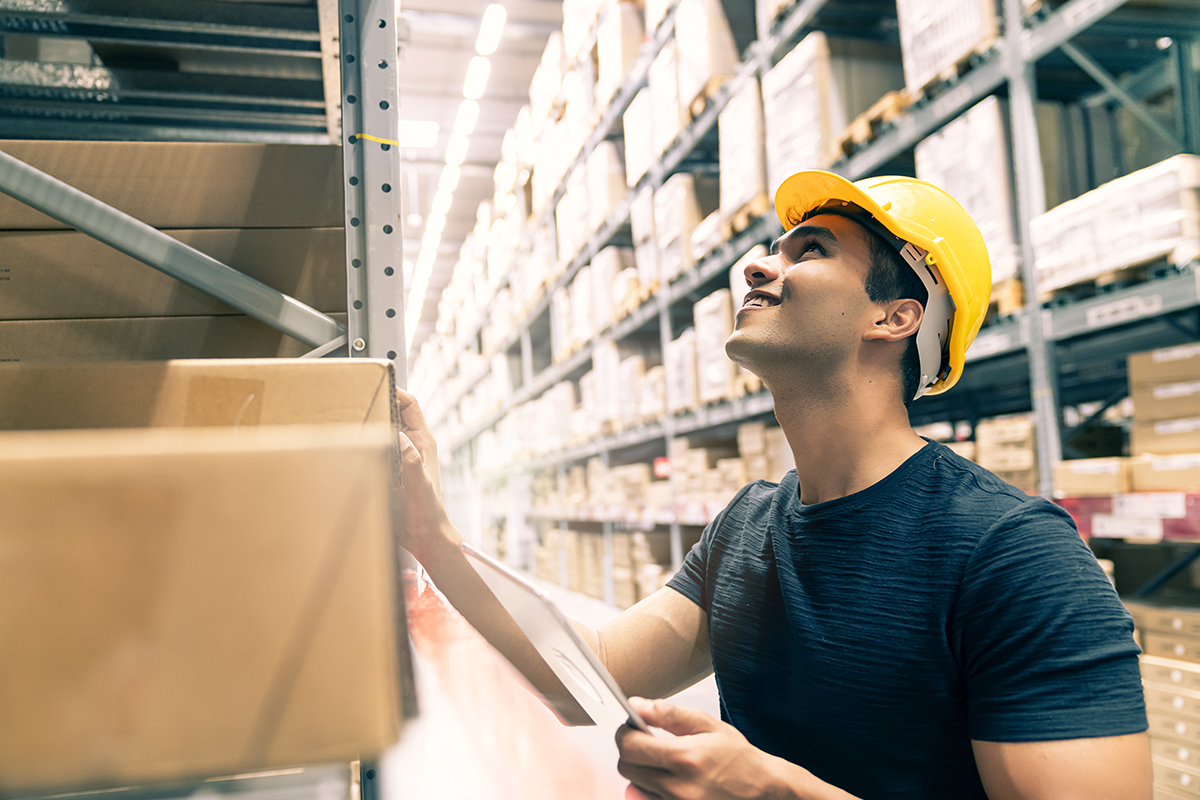 Five ways a WMS can maintain efficiency and reduce the pressure of stockpiling