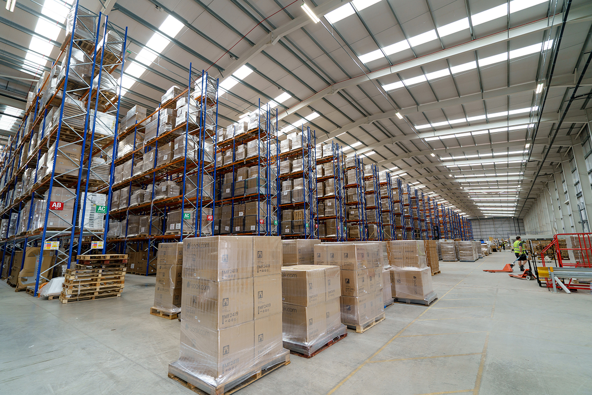 Is your warehouse risk averse?