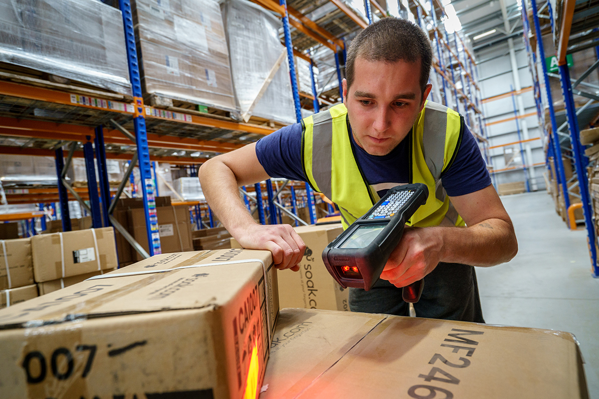 Small is the new big in warehouse management