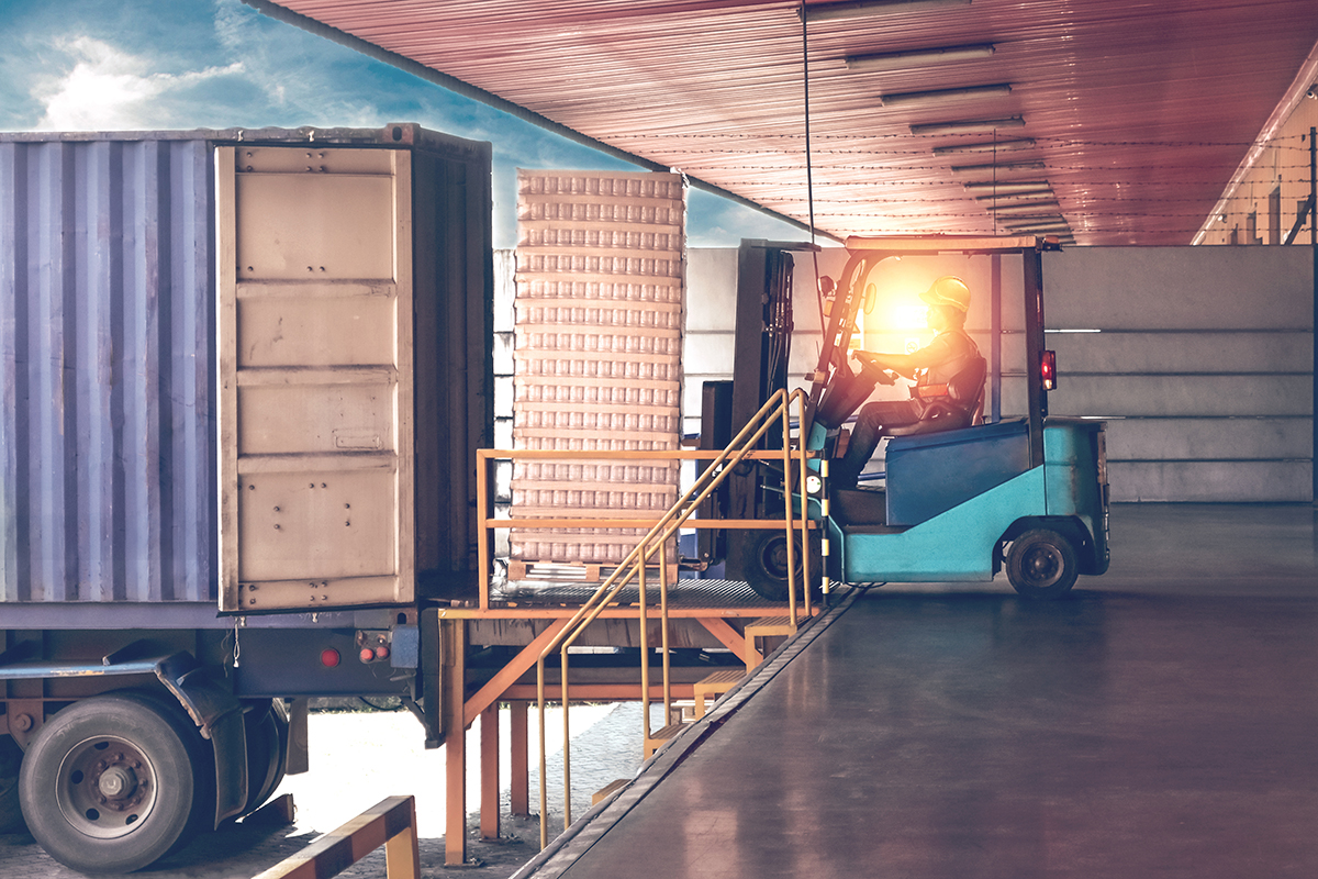 The three A's of warehousing: Agility
